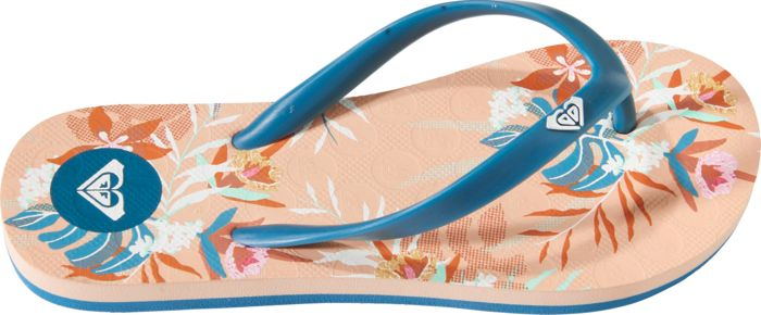 Tongs - ROXY GIRL - If To The Sea Bonnie Girl - Beige Fille 30