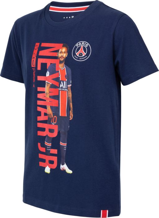 Maillots Club - WEEPLAY - Psg Tee Player Neymar Jr 20/21 -  8 ANS