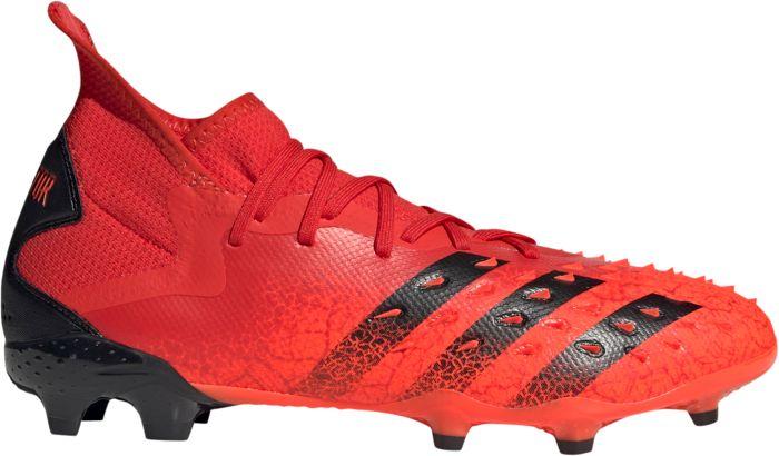 Chaussures - ADIDAS - Predator Freak .2 Fg - Rouge 42