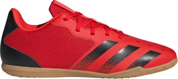 Chaussures - ADIDAS - Predator Freak .4 In - Rouge 39 1/3