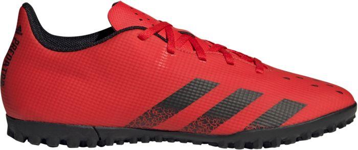 Chaussures - ADIDAS - Predator Freak .4 Tf - Rouge 45 1/3