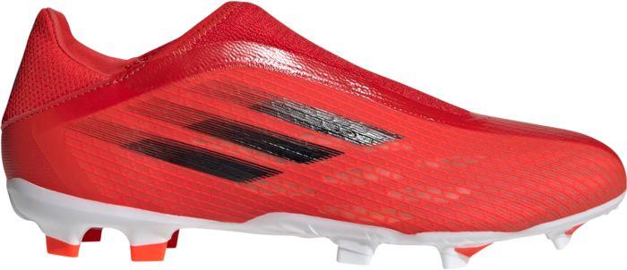 Chaussures - ADIDAS - X Speedflow.3 Ll Fg - Rouge 43 1/3