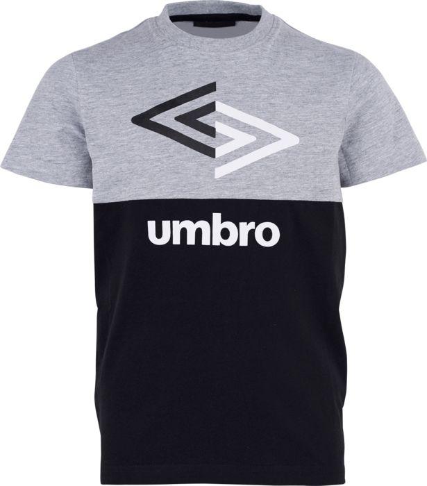Tshirt & Polo - UMBRO - Leaf Cotton Tee Jr -  14ANS