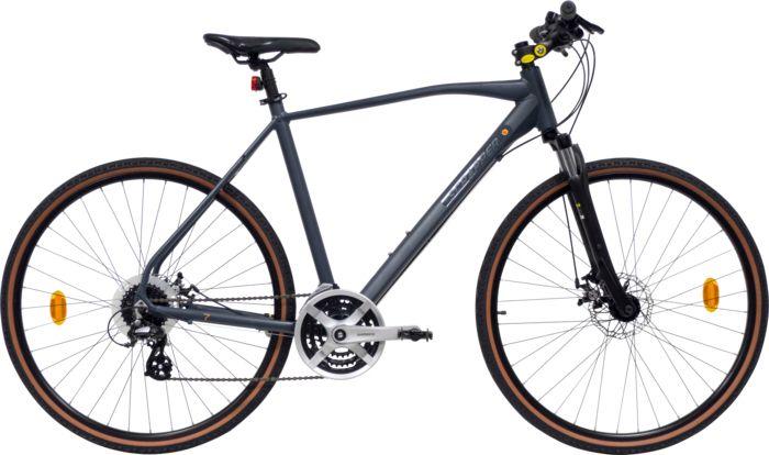Vélo Vtc - SCRAPPER - Cr 7.1  Brown Side -  S