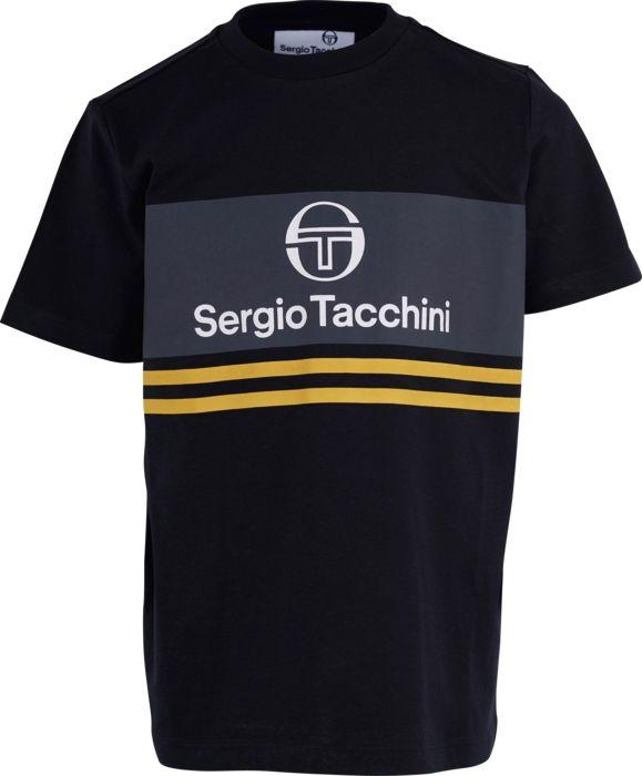 Tee Shirt Mc - TACCHINI - Atha Co  2 - Gris Junior 16ANS