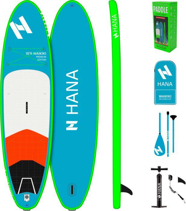 Paddle - HANA OUTDOORS - Premium Family 10,6 Pack