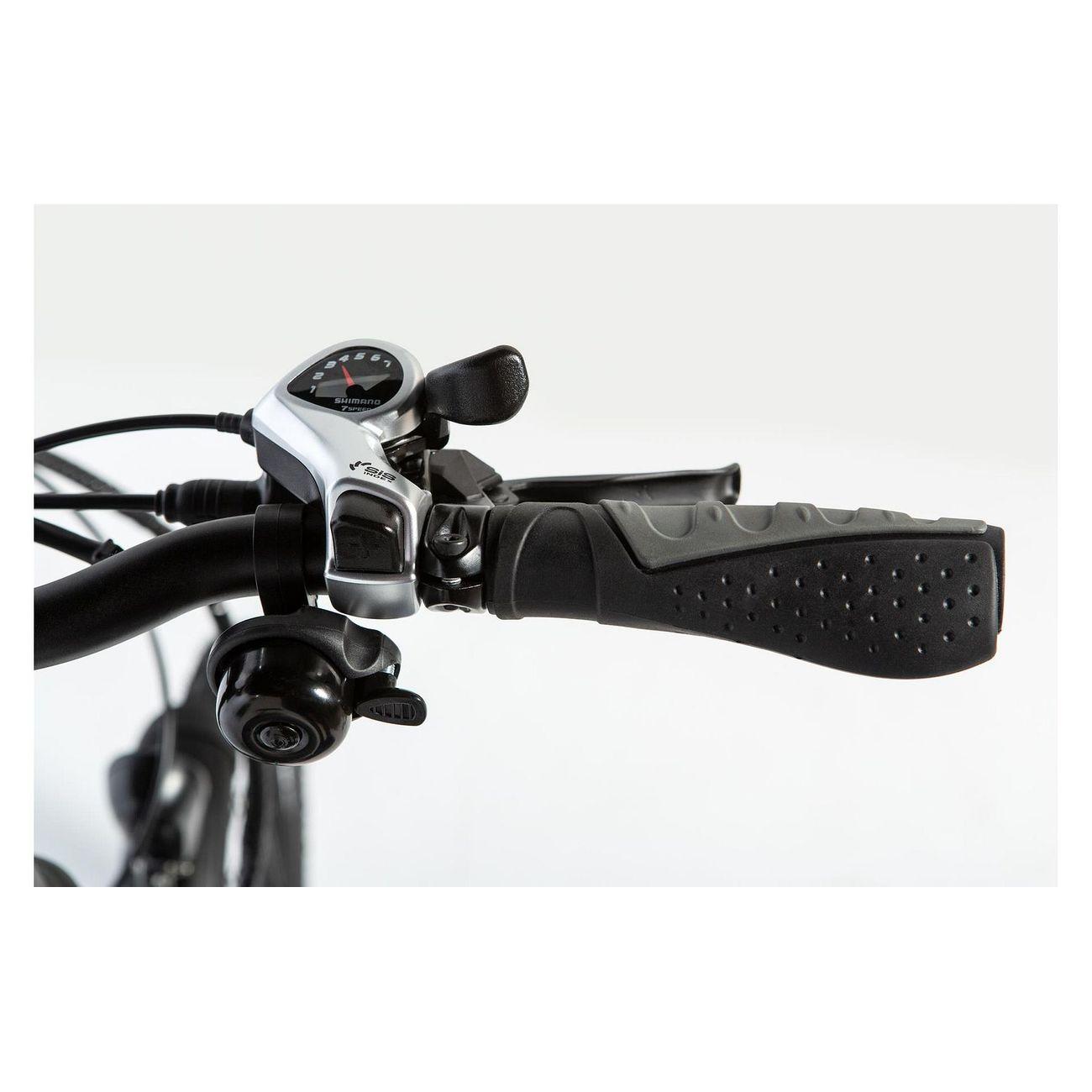 MOMABIKES Vélo électrique de ville pliant, E20 Pro, Aluminium, SHIMANO 7V