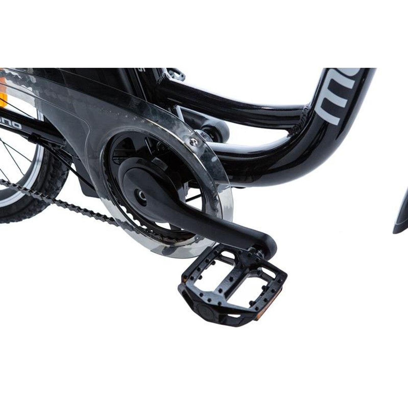 Vélo  MOMABIKES Vélo de ville électrique Ebike 26.2 Hydraulic