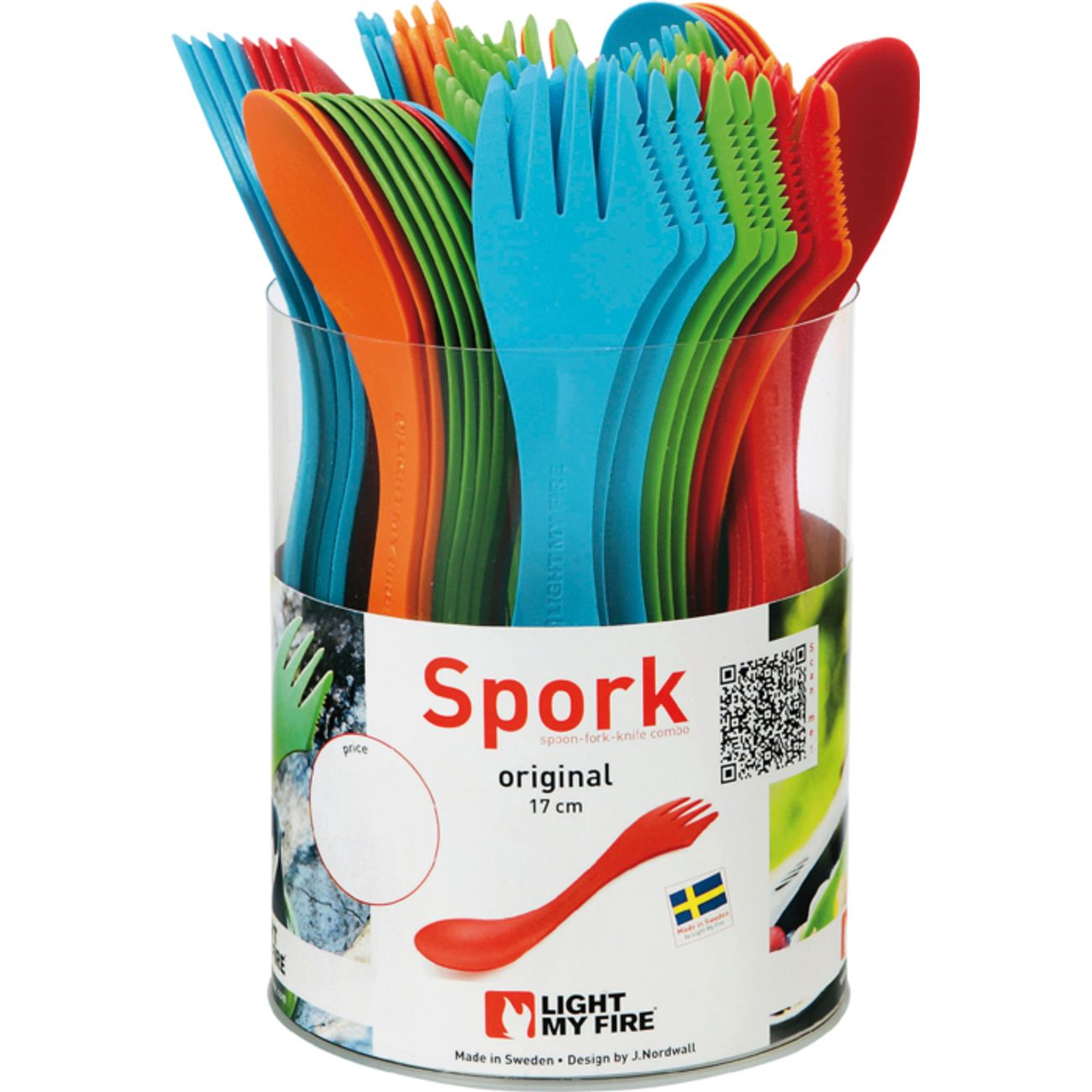 COUVERTS Camping  LIGHT MY FIRE SPORK X60
