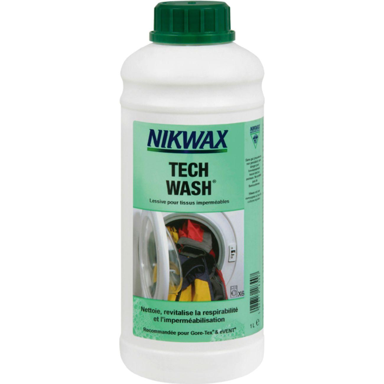 PRODUIT ENTRETIEN Randonnée  NIKWAX LOFT TECH WASH 1000ML