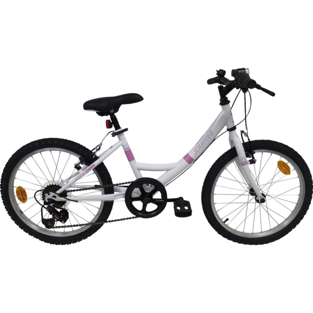 VELO Vélo  SCRAPPER EXALTA 20 1.6 / 7-8 ans