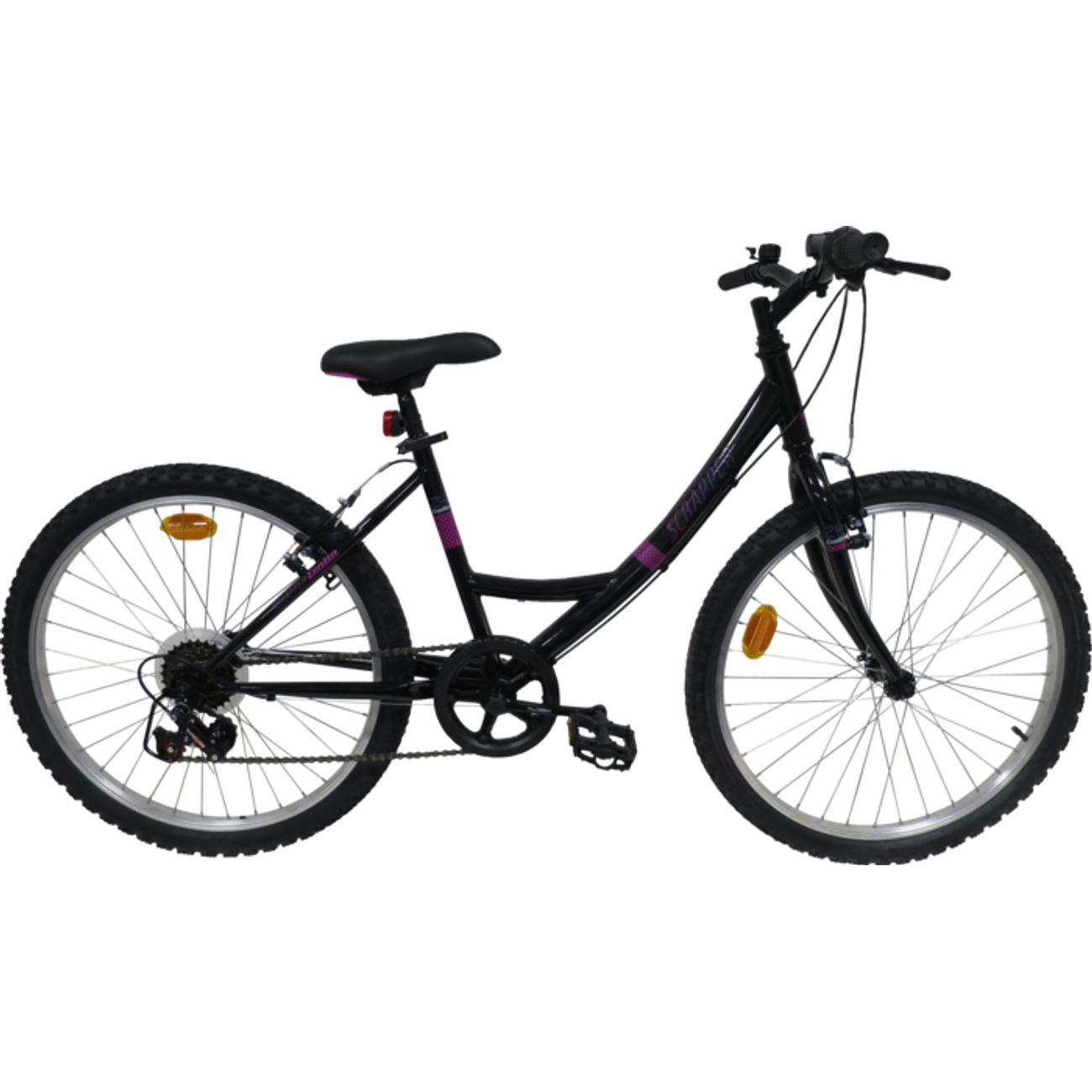 VELO Vélo  SCRAPPER EXALTA 24 1.8