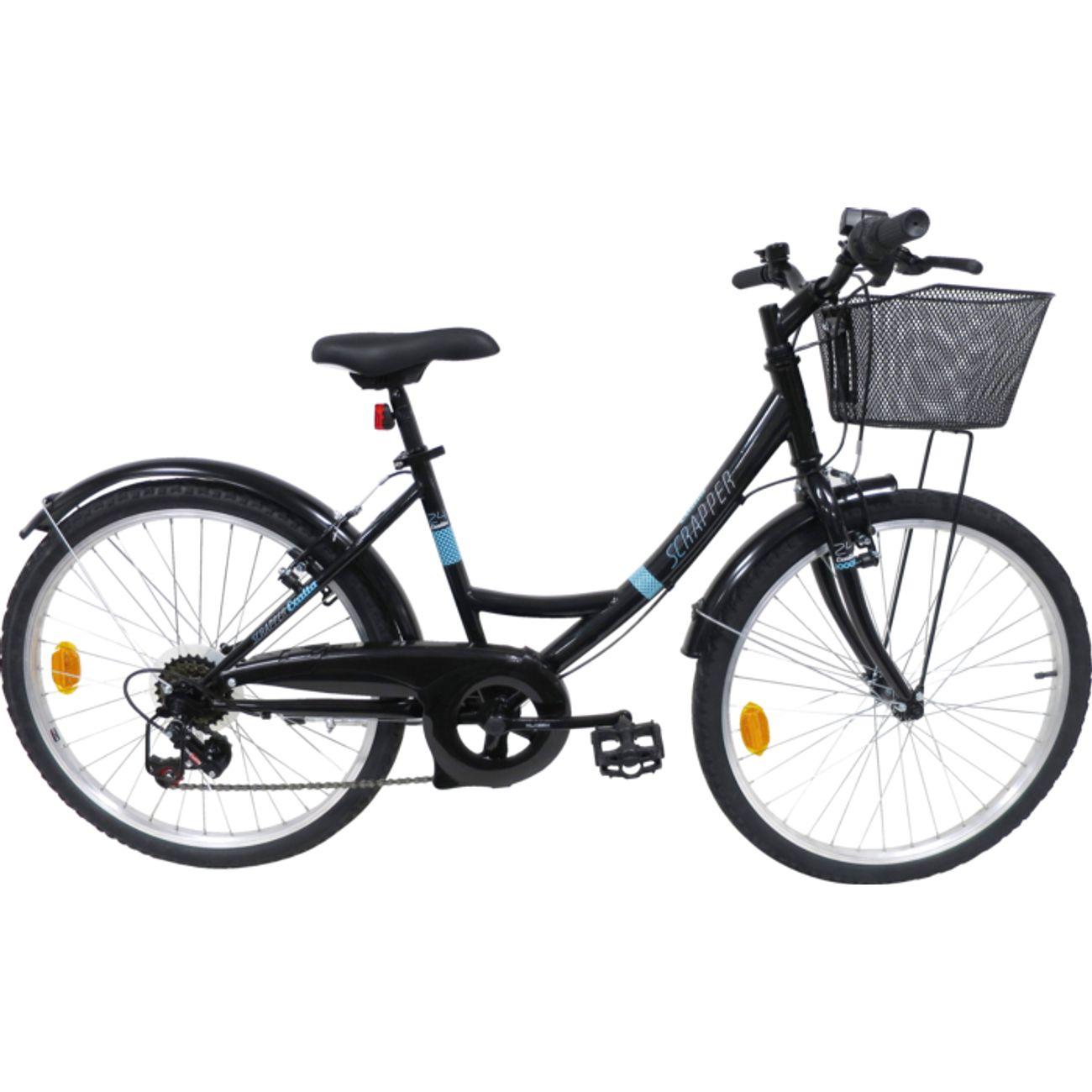 VELO Vélo  SCRAPPER EXALTA 24 CITY 1.4