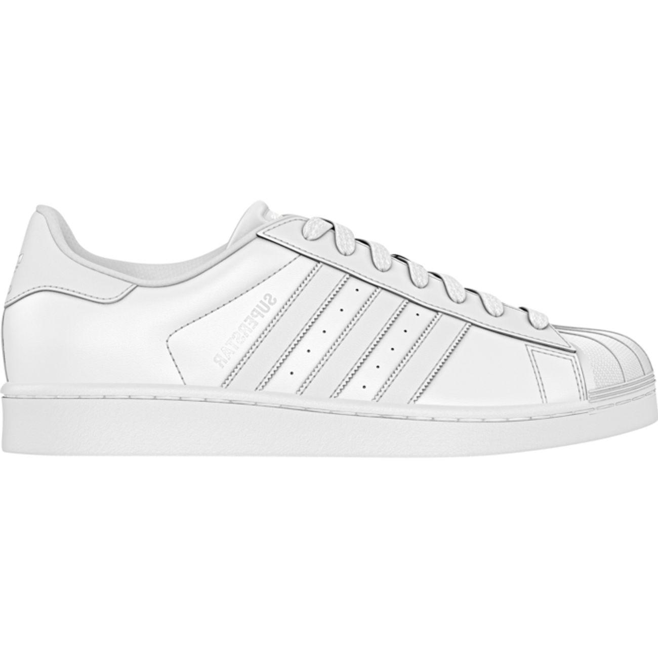 Loisirs Adidas Chaussures Homme Basses Superstar PXwuikOTZ