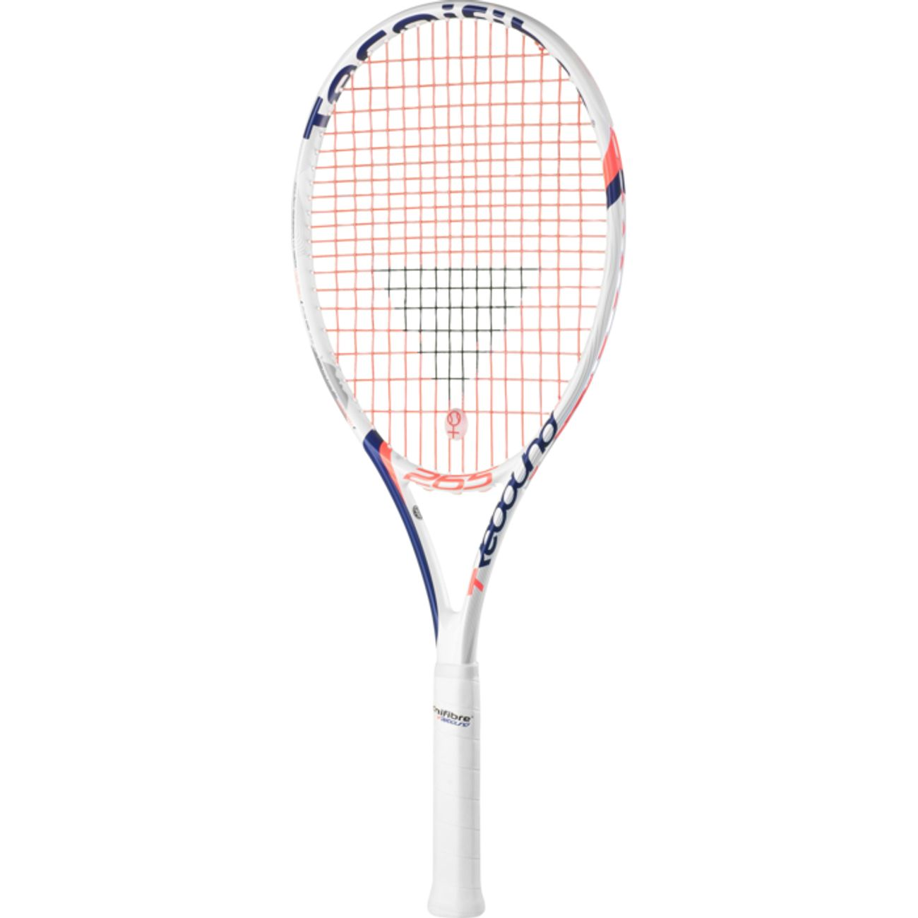 RAQUETTE TENNIS  Tennis femme TECNIFIBRE T-REBOUND 265 FIT