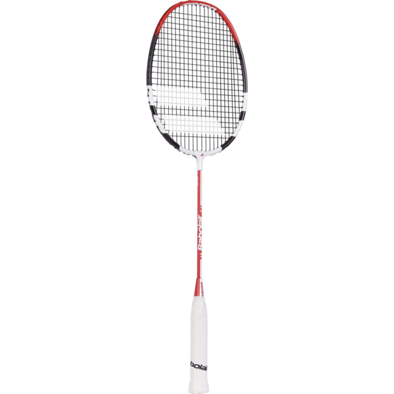 RAQUETTE BADMINTON Badminton  BABOLAT JUNIOR TWO