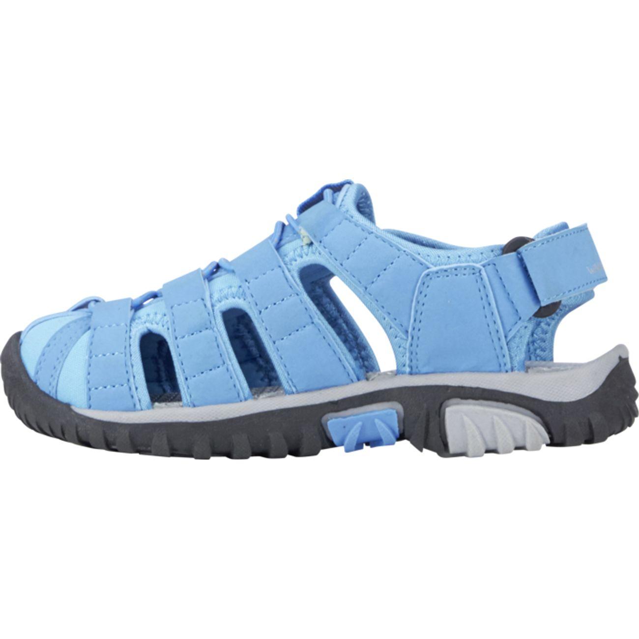 WANABEE Sandales Sand 300 Junior - Enfant - Bleu PyRKR