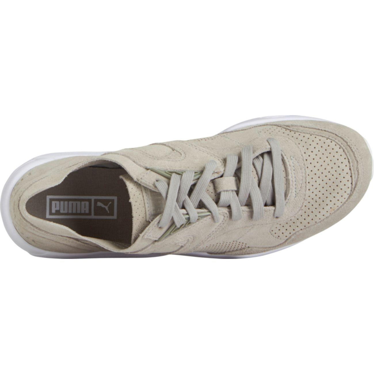 R698 Homme Beige Puma Basses Chaussures Chaussure Soft bf6Y7gy