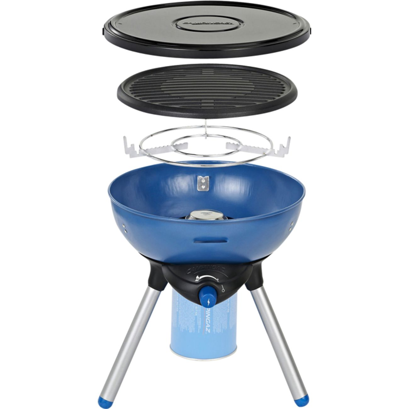 RECHAUD MULTIFONCTION Camping  CAMPING GAZ PARTY GRILL