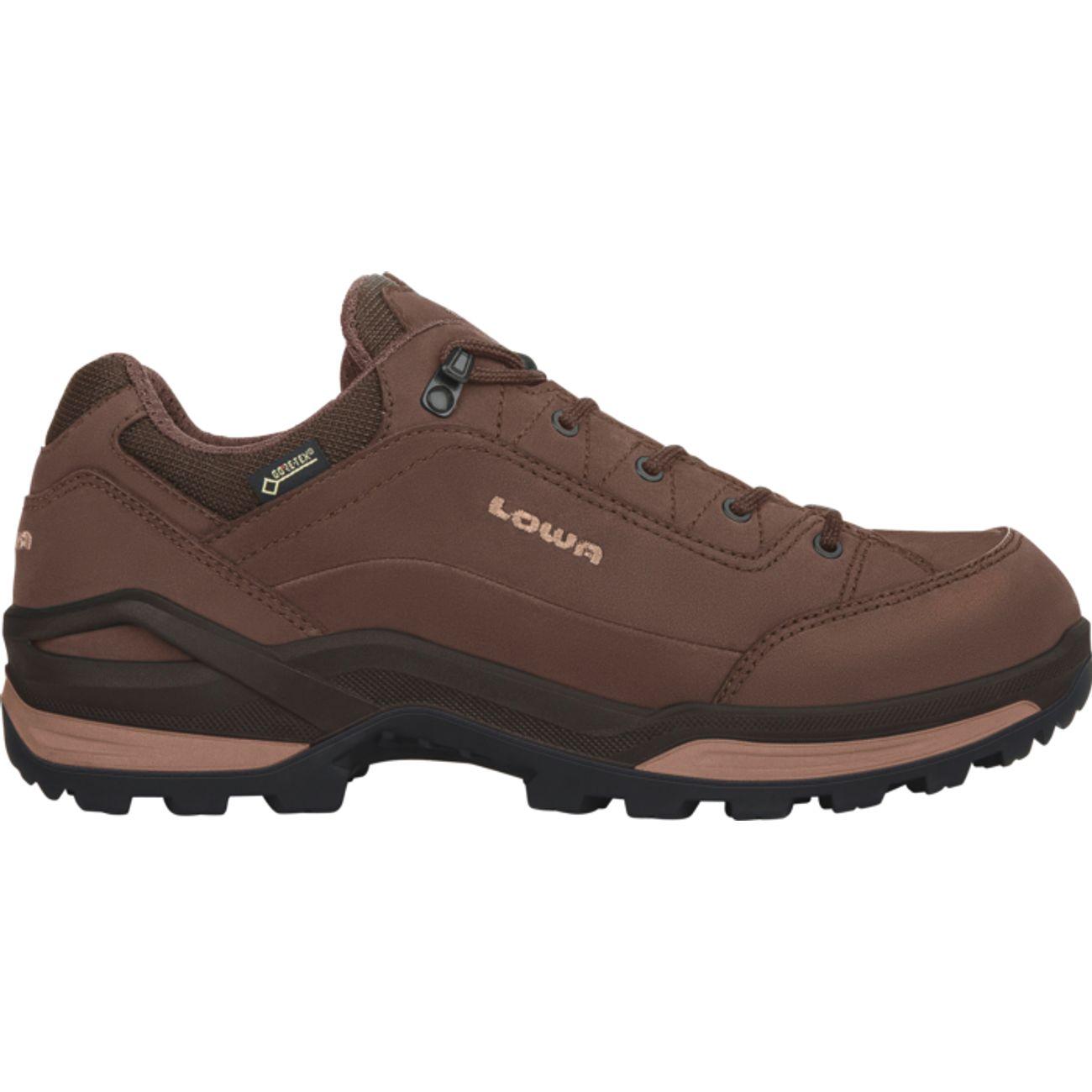 Marron Chaussures Homme Renegade Lowa Gtx Low Randonnée 34AR5jqLc