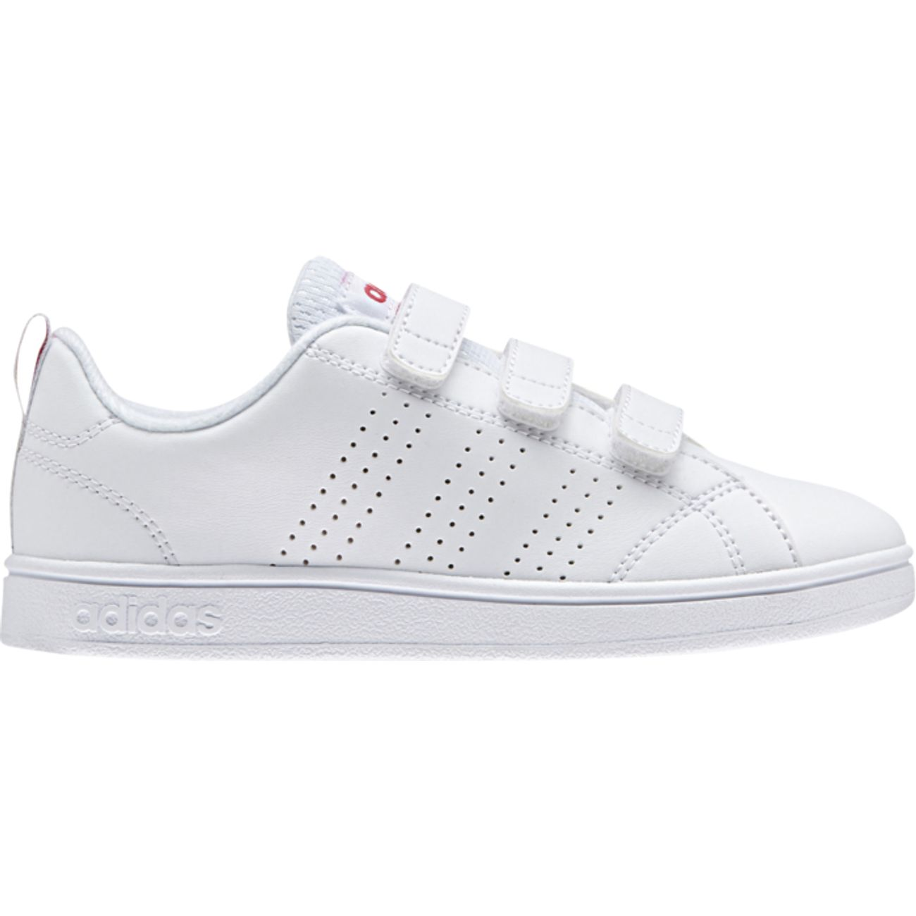 CHAUSSURES BASSES  enfant ADIDAS VS ADVANTAGE CLEAN VLC