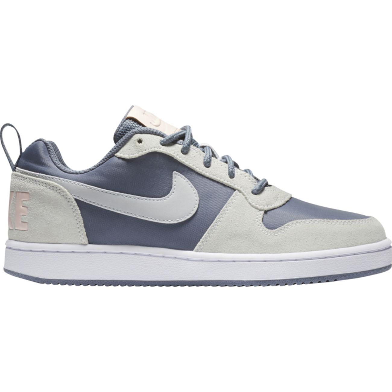 Nike Chaussures Court Borough Low Prem Chaussures de Sport Homme Nike soldes Salomon Exode Low GTX femmes Walking chaussures/Chaussures - Light gris - SIZE EU 36  Multicolore (Black/Mtllc Silver-VLT-White)  Taille 36 gOomRPEmz