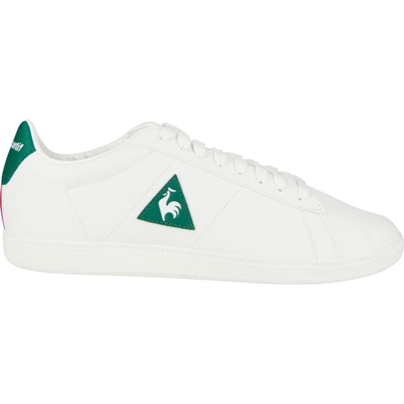 Chaussures homme Baskets Le Coq Sportif Courtset S Lea h8J9myF