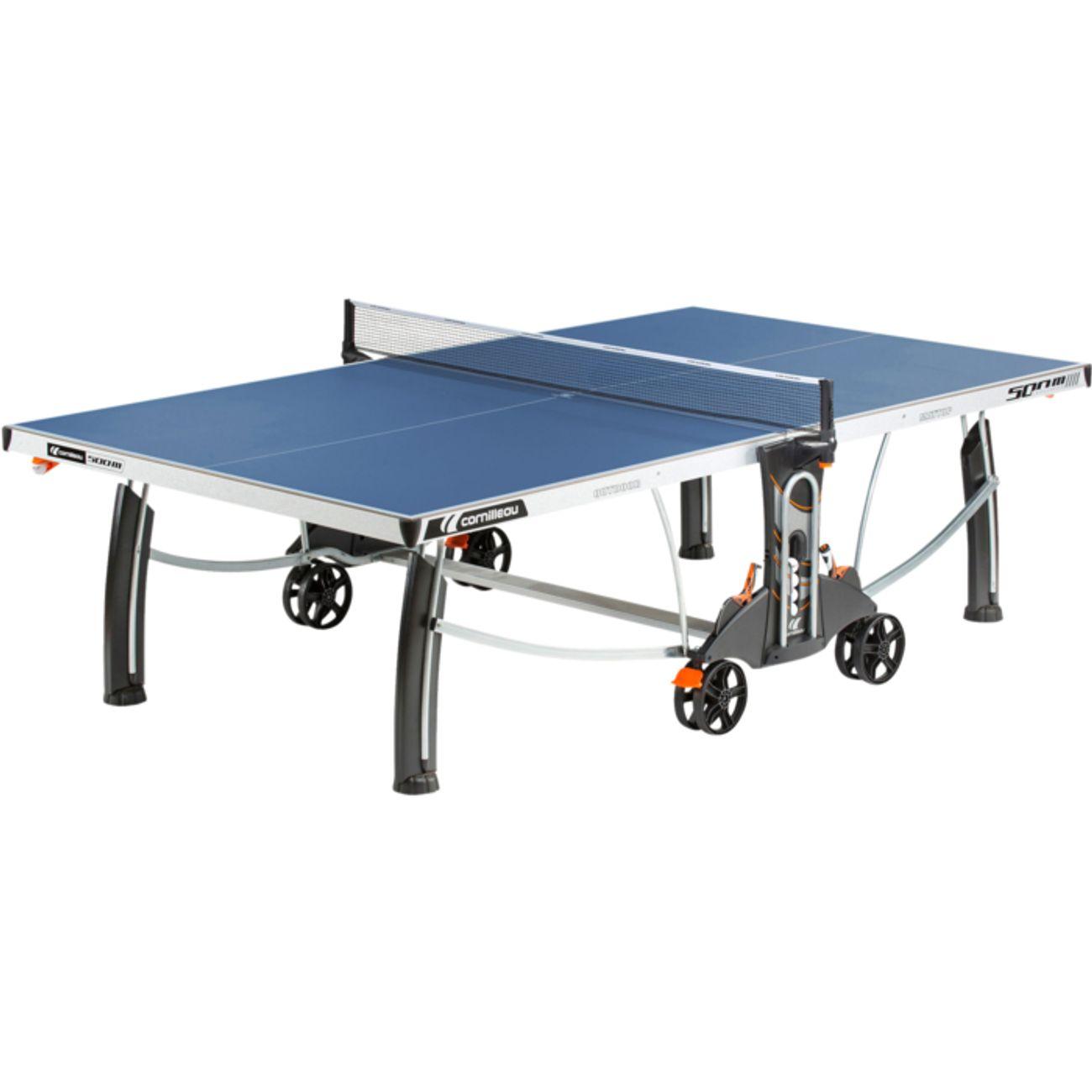 TABLE DE TENNIS DE TABLE   CORNILLEAU TABLE 500 M CROSSOVER