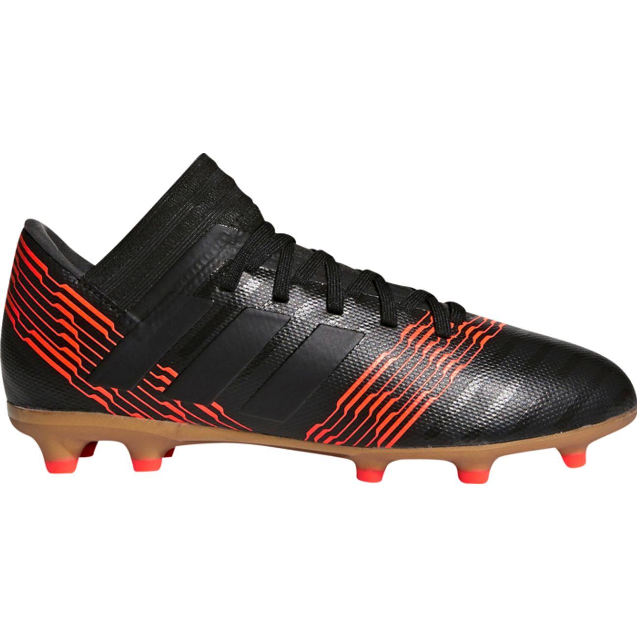 adidas Nemeziz 17.3 FG J, Chaussures de Football garçon