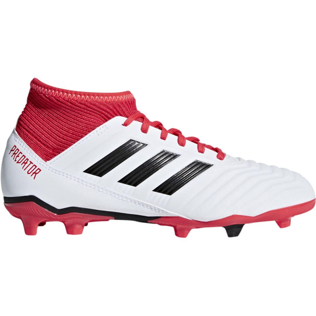 CHAUSSURES FOOTBALL ADIDAS PREDATOR 18.3 FG J