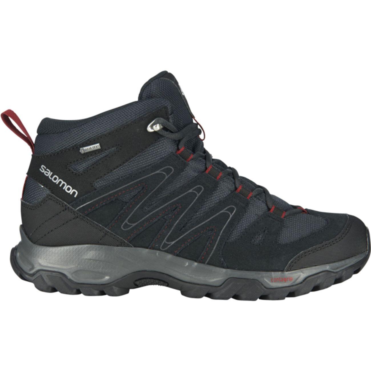 Salomon Campside Mid 5 GTX Chaussures de randonn/ée pour homme