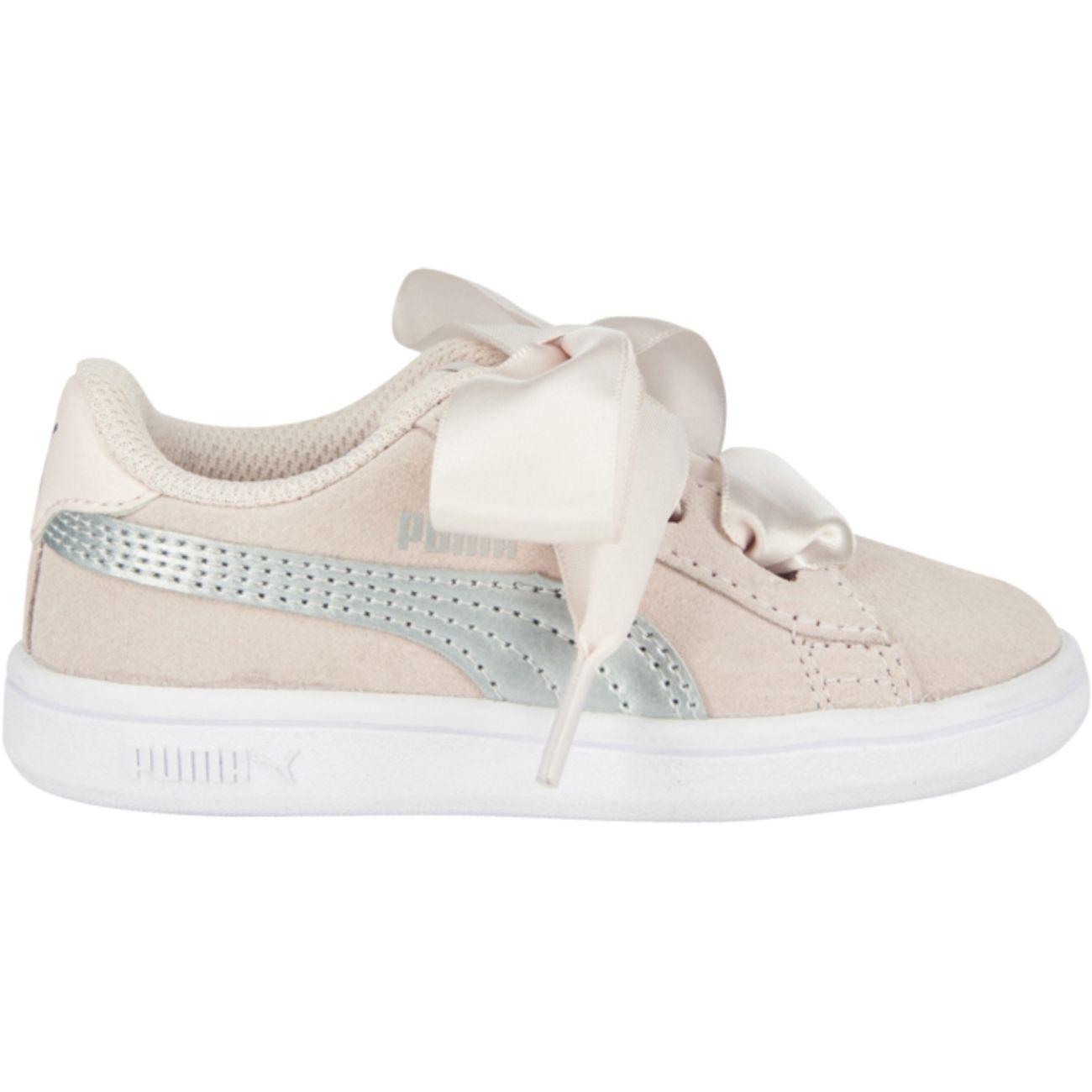L Smash V2 8ny0x6ai Puma Enfant Regimentationse Chaussures AScjRq35L4