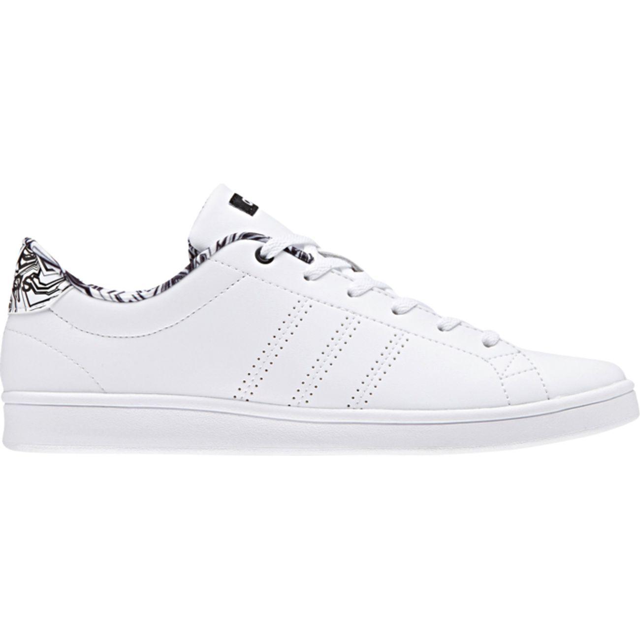 chaussures basses femme adidas advantage clean qt