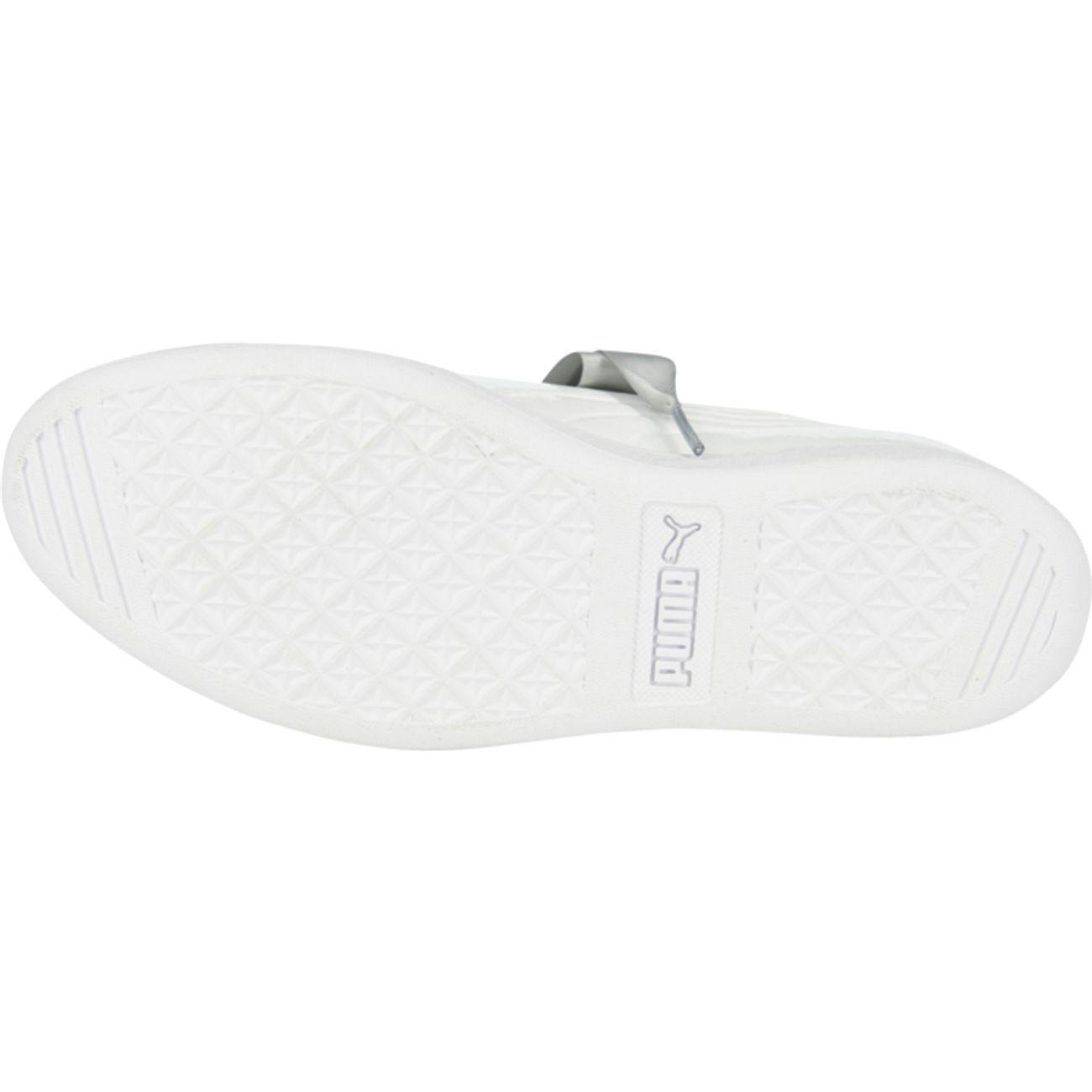 Vikky Bte Femme Chaussures Puma Blanc Patent Basses OkP0wn