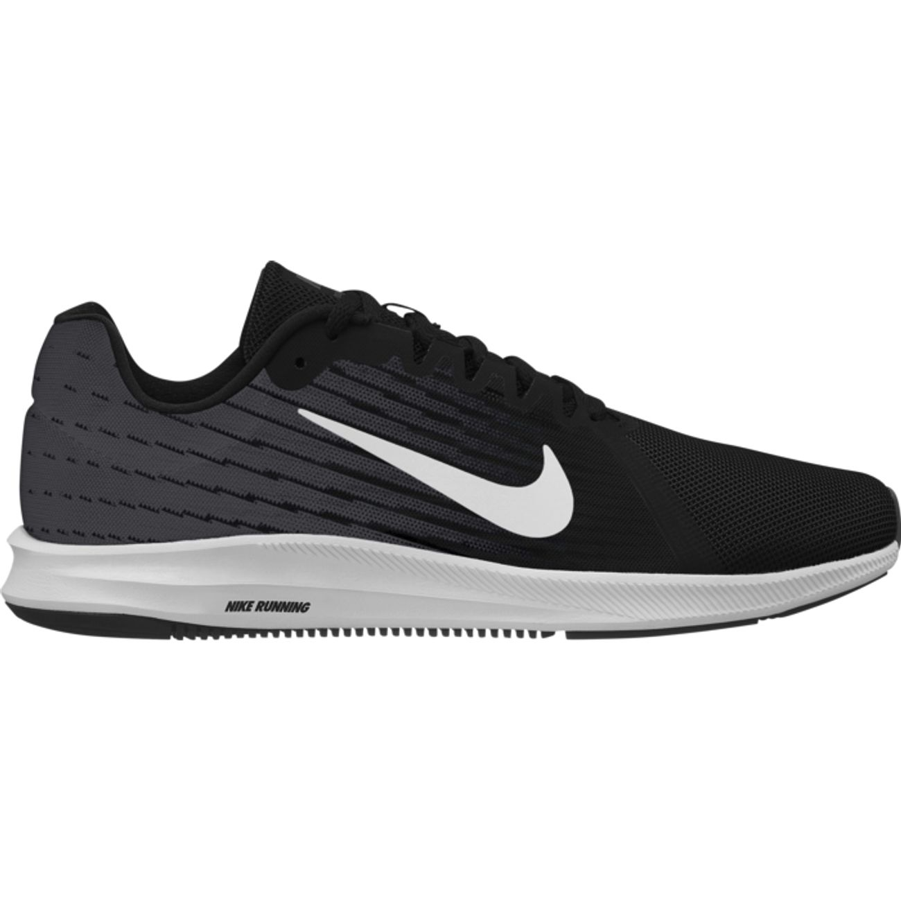 CHAUSSURES BASSES running homme NIKE BTE DOWNSHIFTER, NOIR