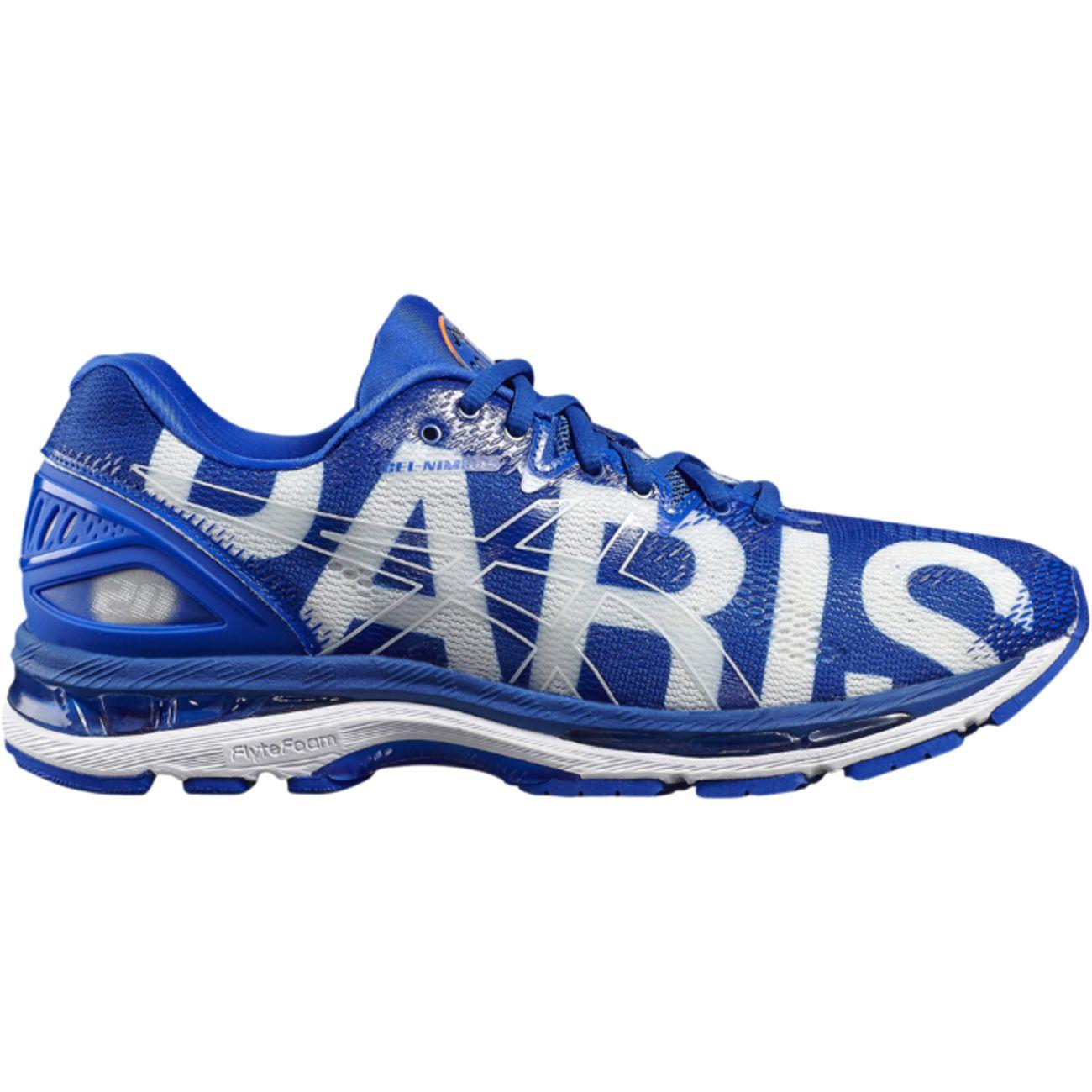CHAUSSURES BASSES running homme ASICS BTE GEL-NIMBUS PARIS MARATH M