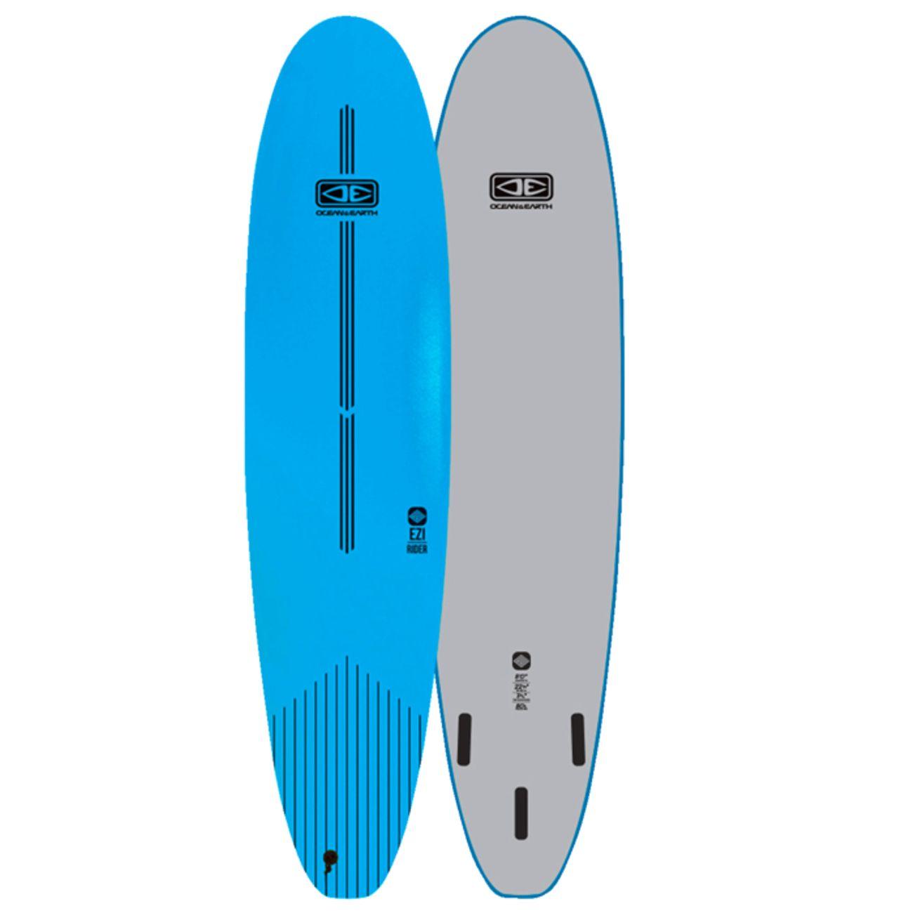 SURF Surf adulte OCEAN & EARTH 8'0'' XPE FOAM SURF NAVY