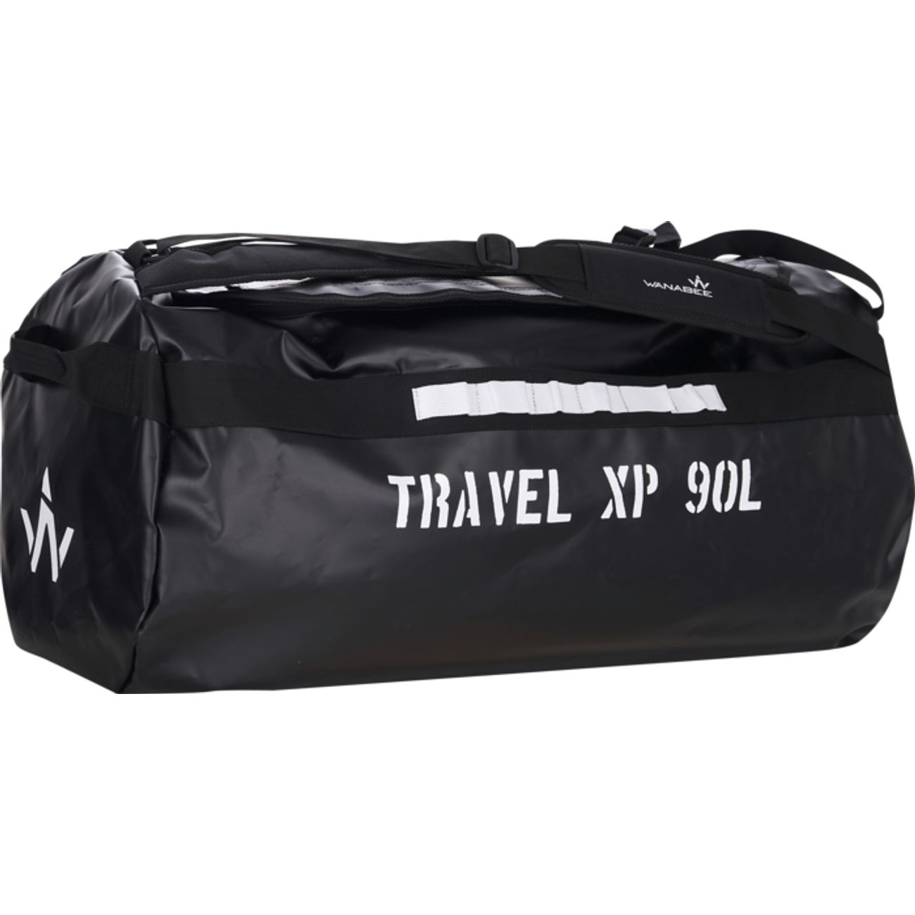 SAC DE VOYAGE Voyage mixte WANABEE TRAVEL XP 90, NOIR