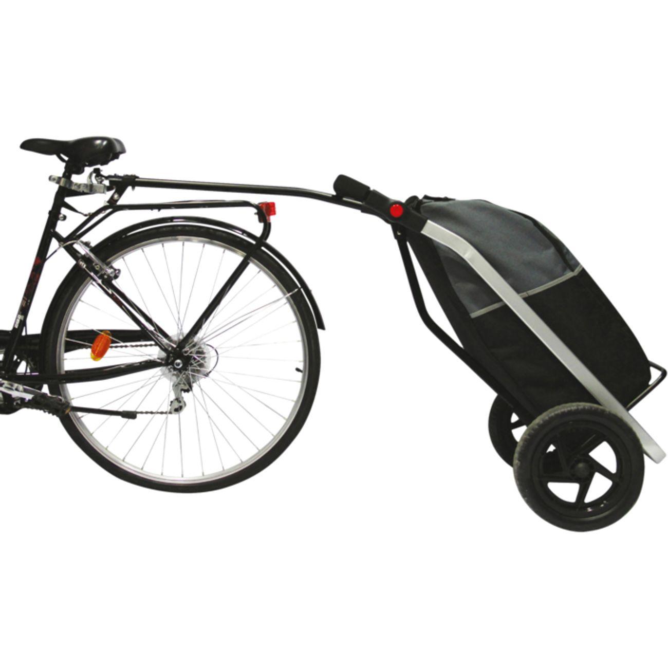 PANIER Vélo mixte BIKE ORIGINAL SHOPPING TRAILER