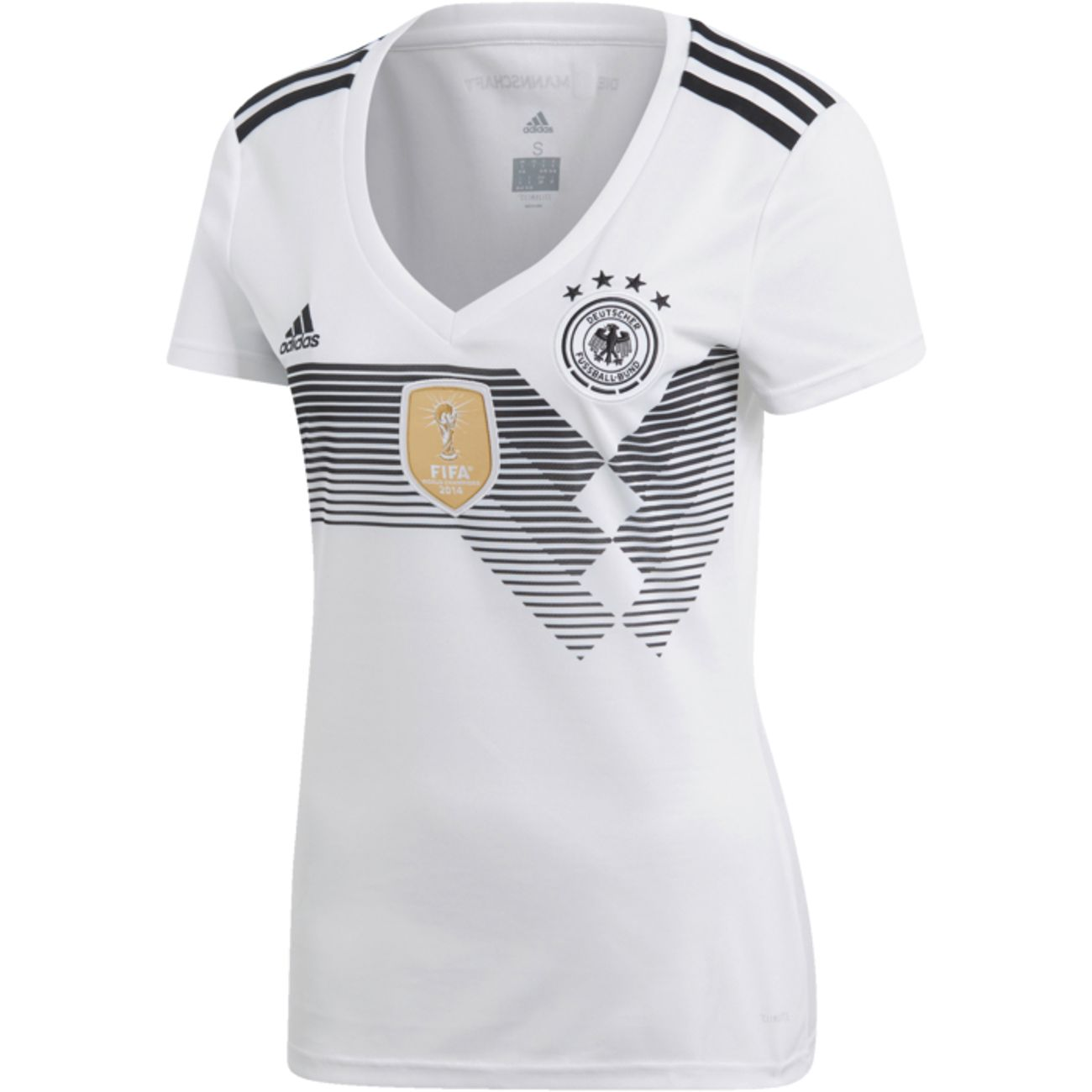 REPLIQUE MAILLOT FOOT   ADIDAS DFB H JSY W