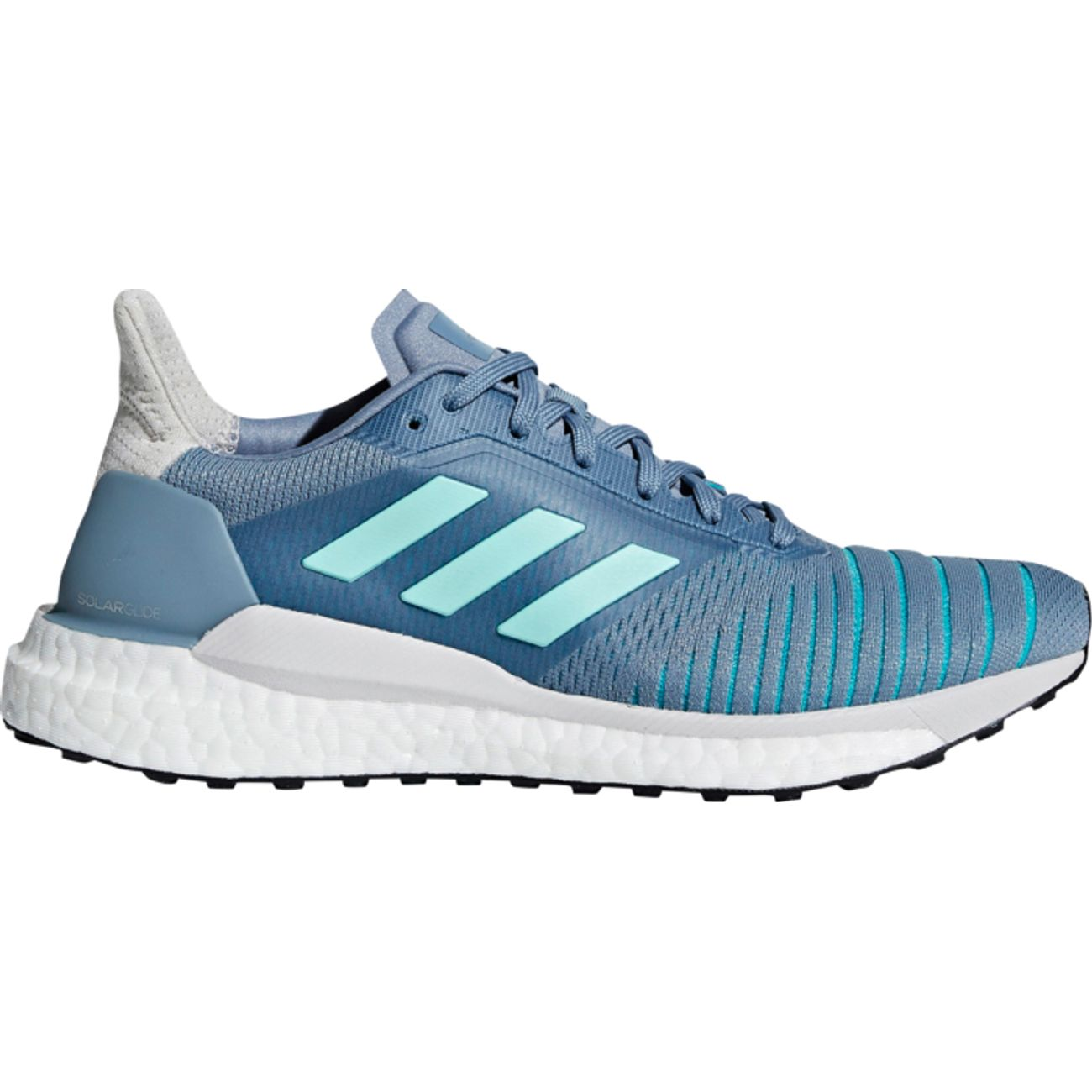 outlet store 5f922 f5f39 CHAUSSURES BASSES running femme ADIDAS SOLAR GLIDE ...