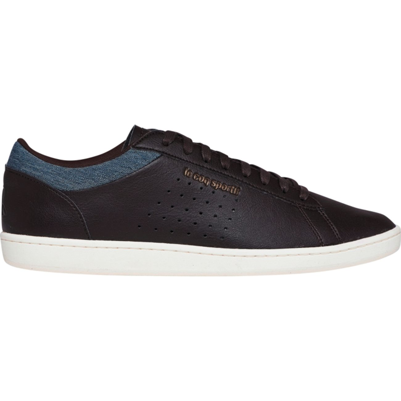 CHAUSSURES BASSES Loisirs homme LE COQ SPORTIF COURTSET CRAFT