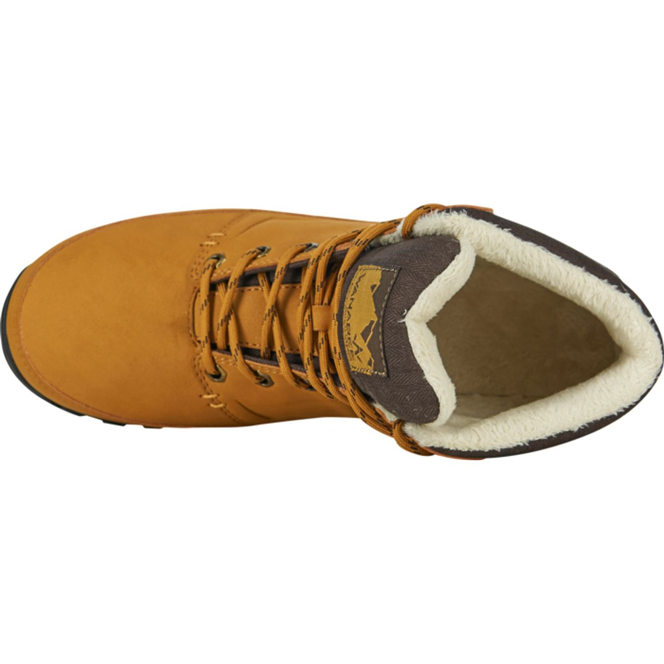 CHAUSSURES HAUTES Outdoor homme WANABEE URBAN WINTER MID 3 WP M TAN