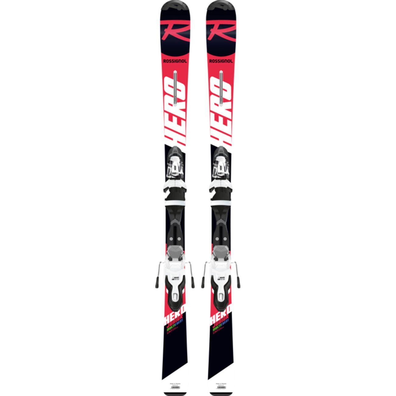 PLANCHE Ski enfant ROSSIGNOL HERO (130-150) XPRESS 7 B83 B, 130