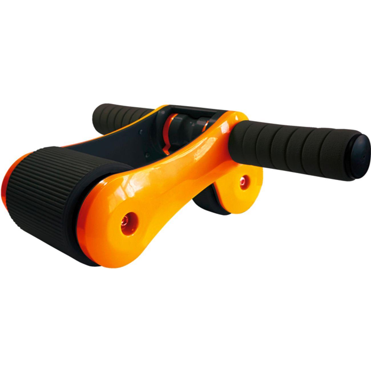 roue abdo Fitness mixte SVELTUS ROUE ABDO PLIABLE