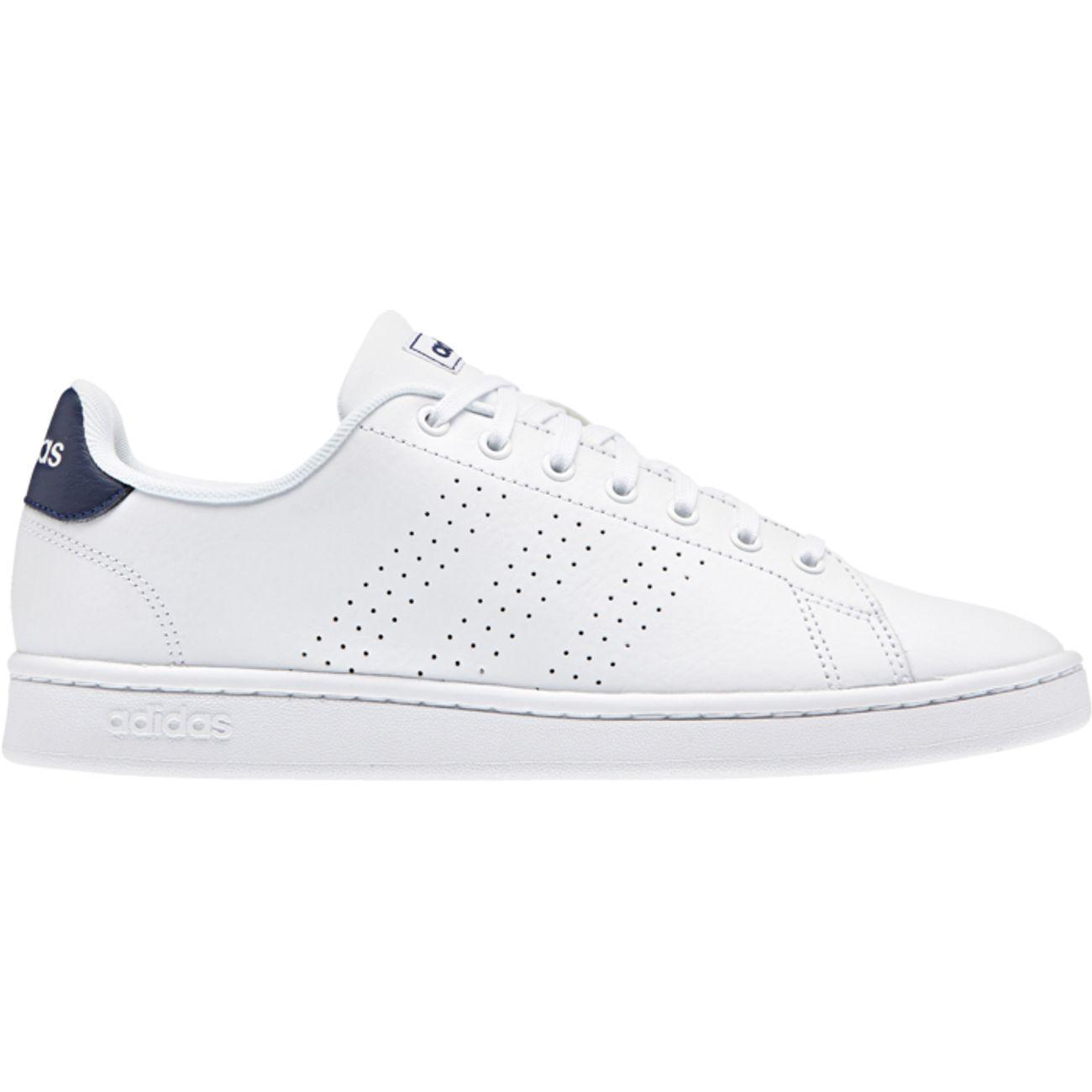 Marine 1f3lcuk5tj Chaussures Homme Adidas Basses Tennis Advantageblanc BdCxoe