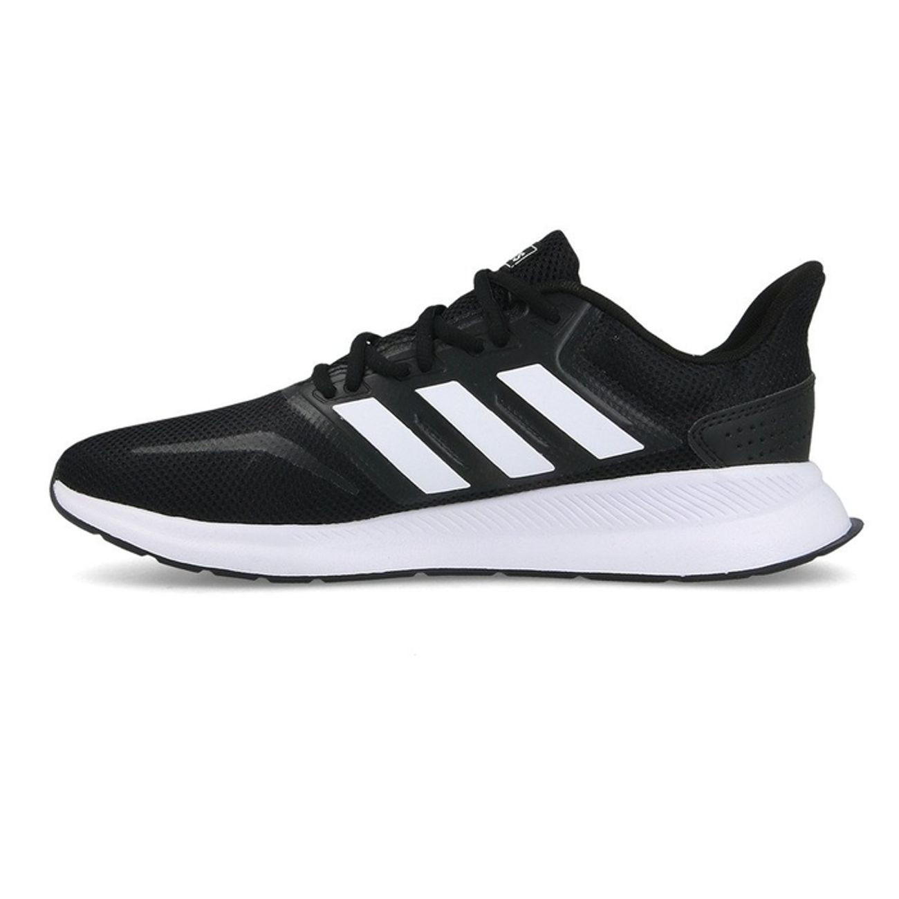 Running Chaussures RunfalconNoir Basses Homme Adidas uTPXwZiOk