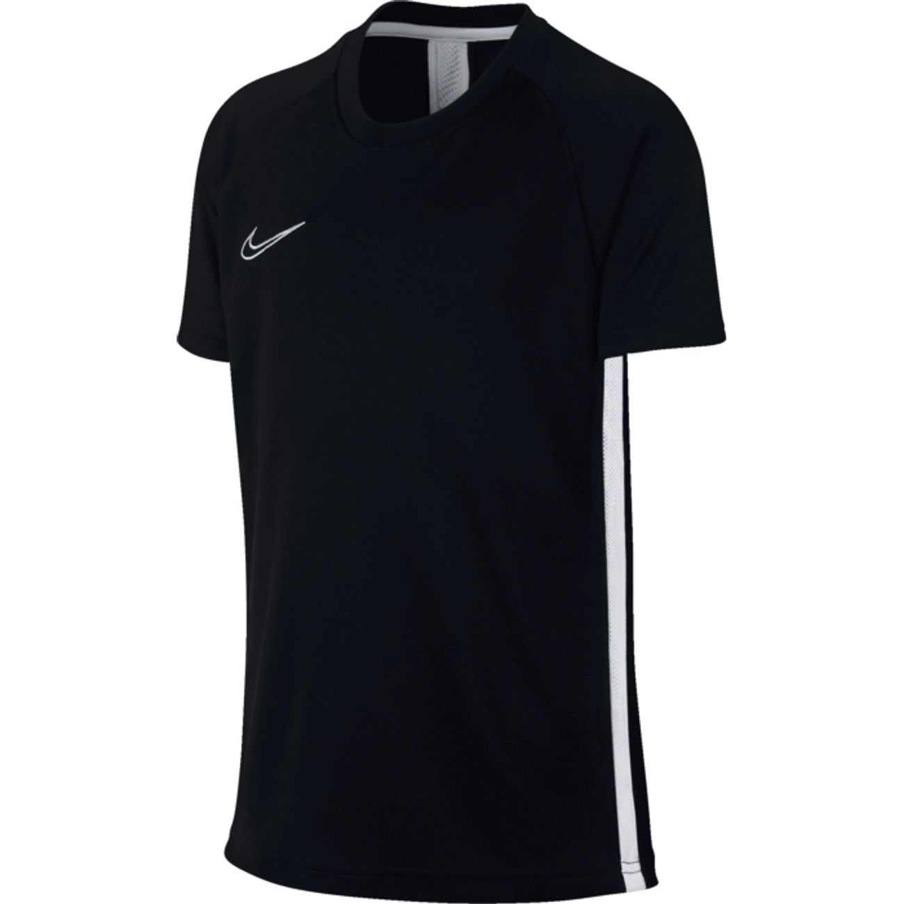 MAILLOT Football junior NIKE DRY ACDMY TOP SS NOIR