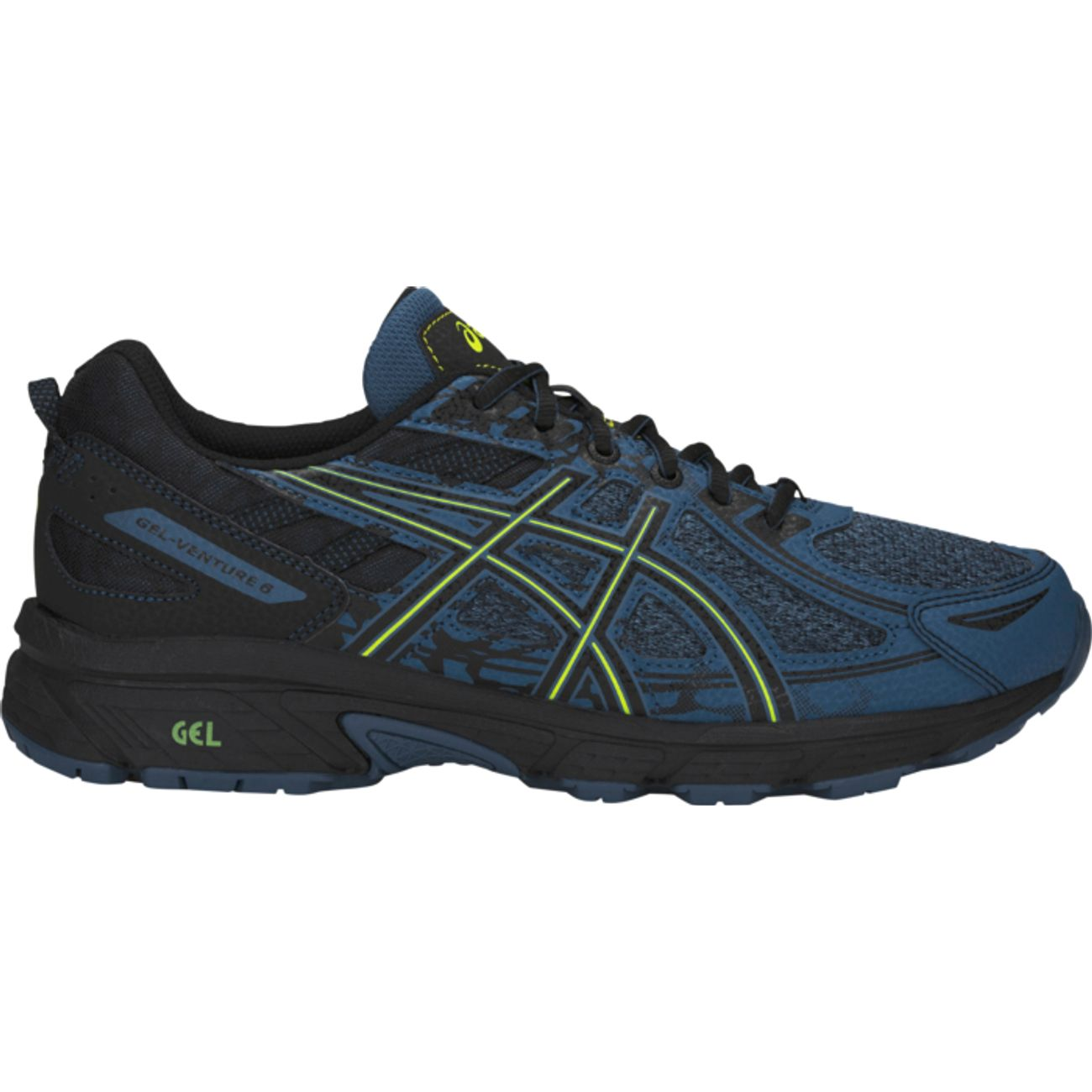 CHAUSSURES BASSES Trail homme ASICS GEL VENTURE 6