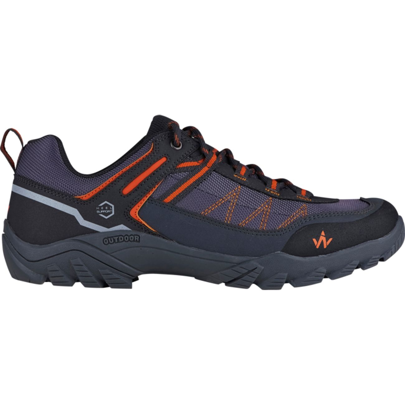 CHAUSSURES BASSES Randonnée mixte WANABEE HIKE 200 LOW
